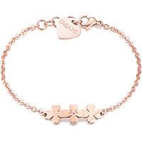 bracelet woman jewellery Sagapò Trio SRI18