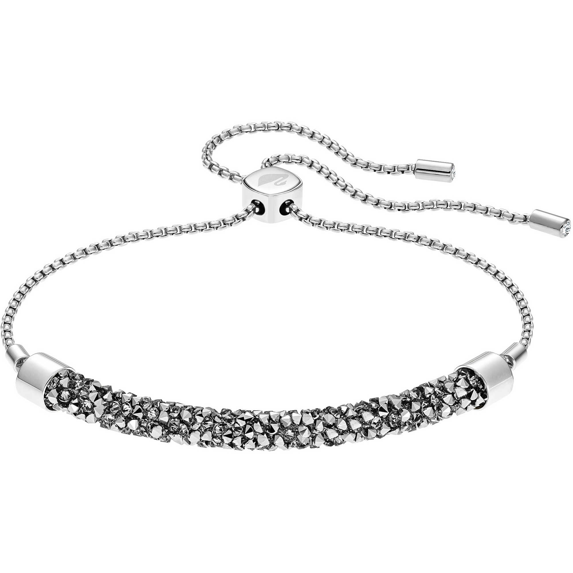 indian online elegant studded silver white woman for oblacoder india rhinestone women anklet anklets