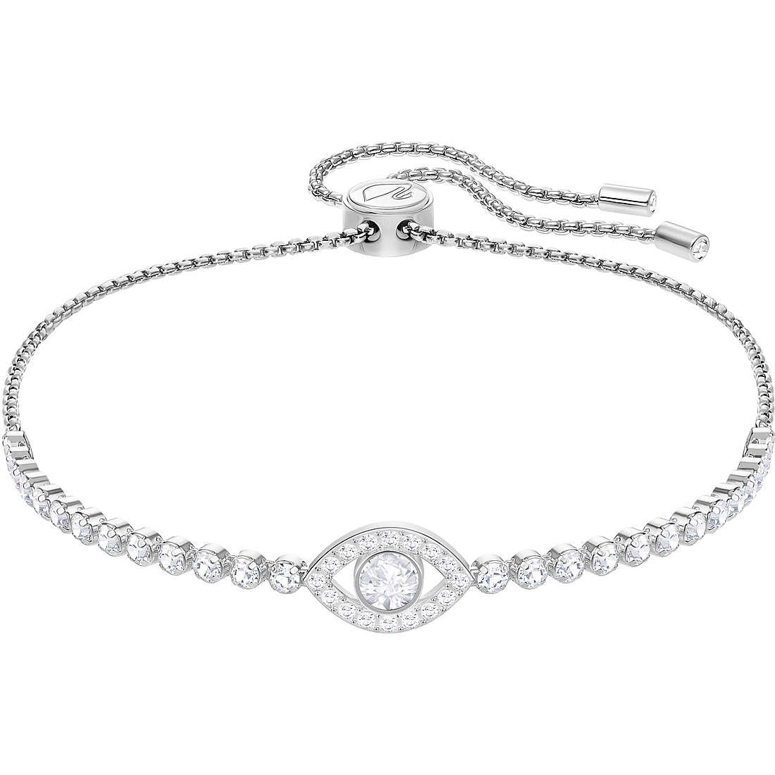 bracelet woman jewellery Swarovski Subtle Evil Eye 5368546