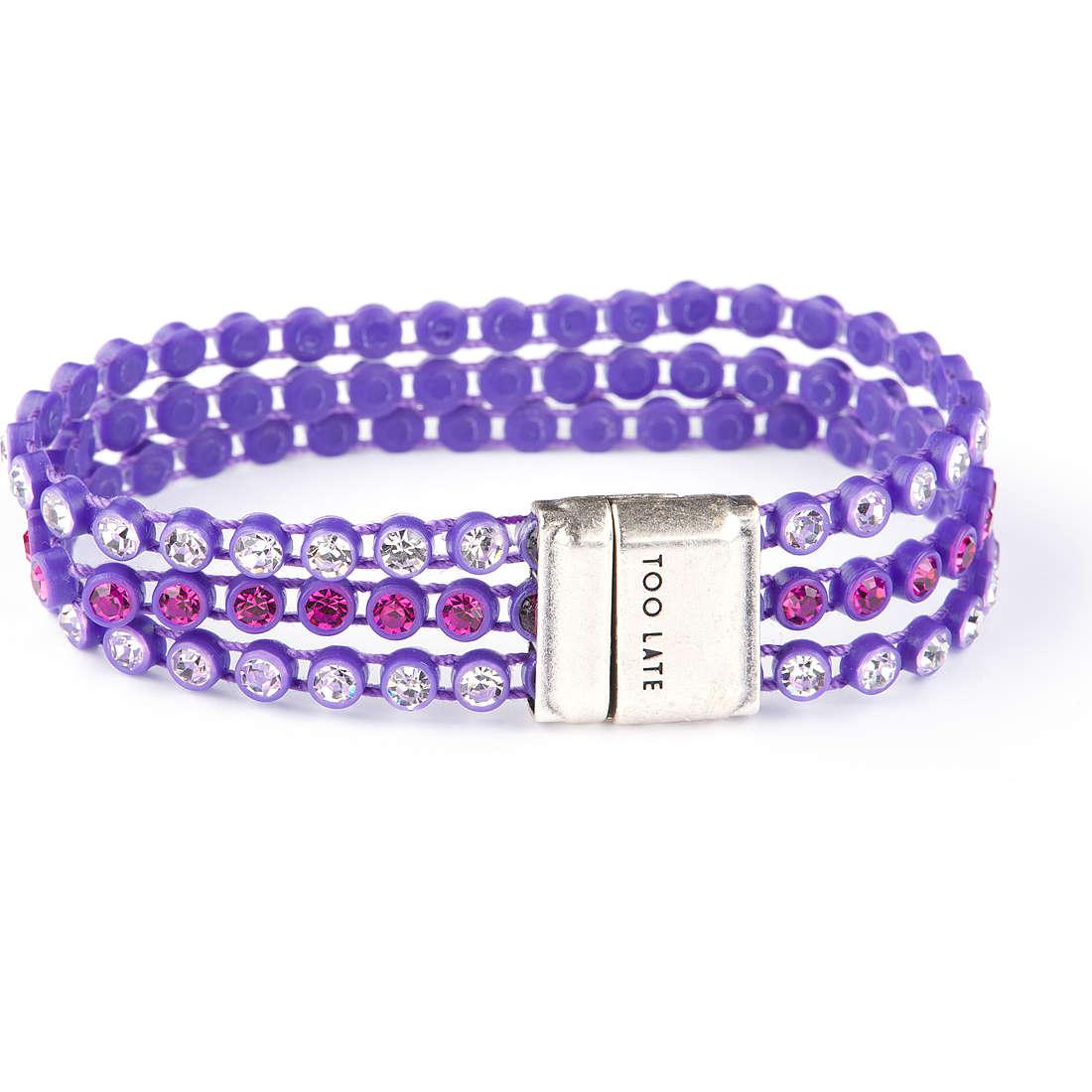 bracelet woman jewellery Too late 8052745221853