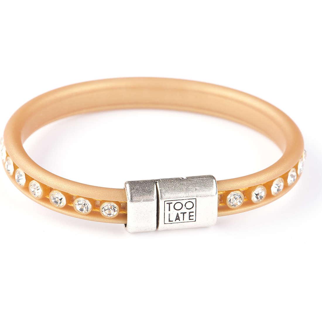 bracelet woman jewellery Too late 8052745222287