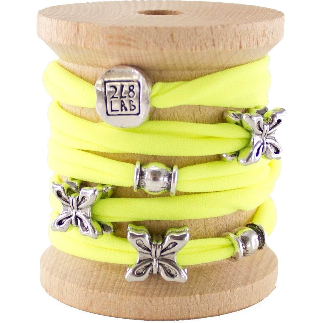 bracelet woman jewellery Too late Lycra 1006