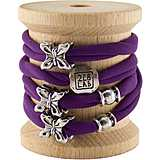 bracelet woman jewellery Too late Lycra 1009