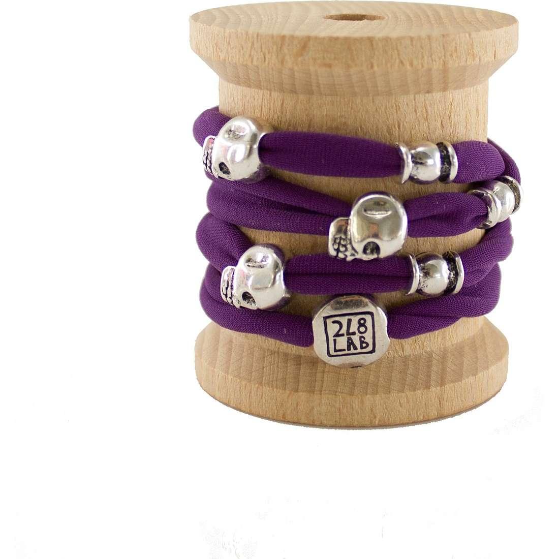 bracelet woman jewellery Too late Lycra 2009