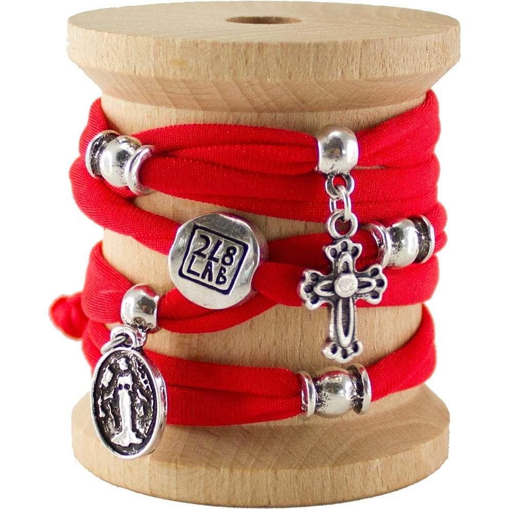 bracelet woman jewellery Too late Lycra 3008