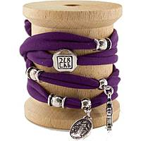 bracelet woman jewellery Too late Lycra 3009