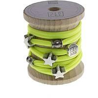 bracelet woman jewellery Too late Lycra 8445