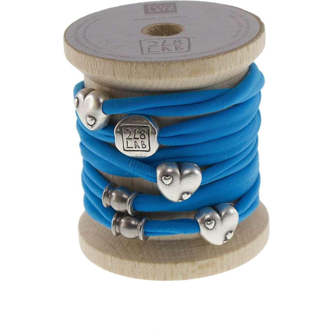 bracelet woman jewellery Too late Lycra 8537