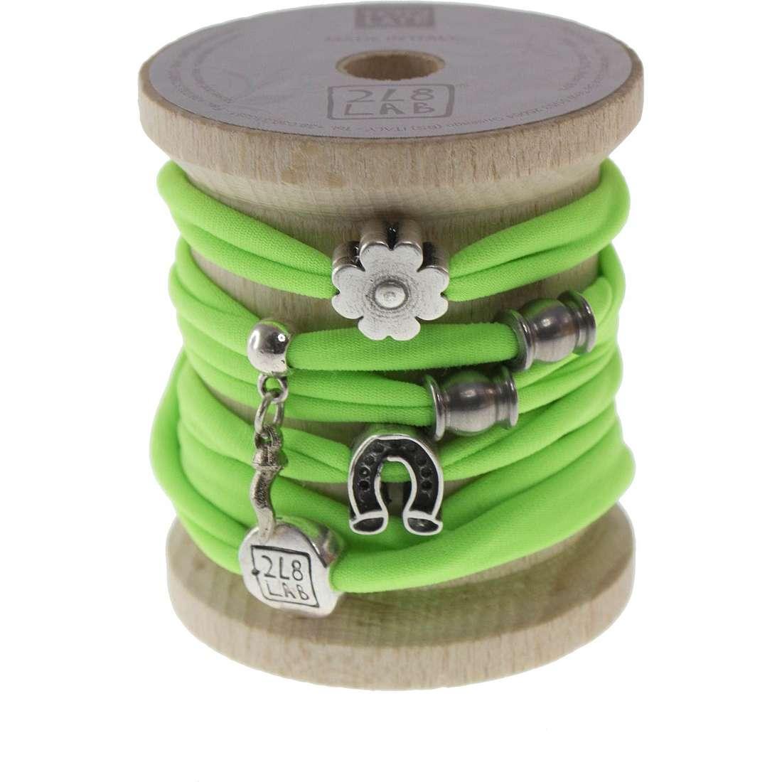 bracelet woman jewellery Too late Lycra 8643
