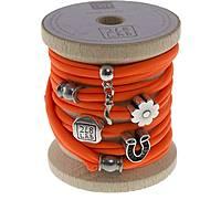 bracelet woman jewellery Too late Lycra 8667