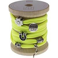 bracelet woman jewellery Too late Lycra 8681