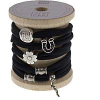 bracelet woman jewellery Too late Lycra 8698