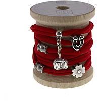 bracelet woman jewellery Too late Lycra 8728