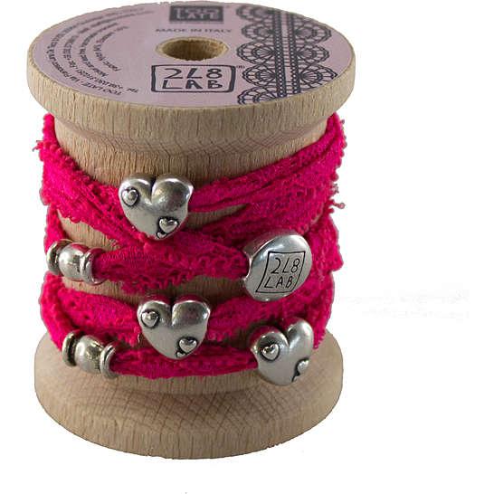 bracelet woman jewellery Too late Lycra S49497