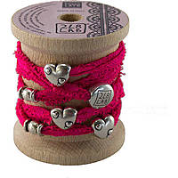 bracelet woman jewellery Too late Lycra S49497