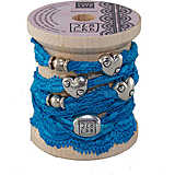 bracelet woman jewellery Too late Lycra S49503