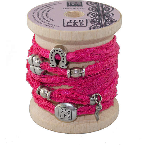 bracelet woman jewellery Too late Lycra S49558