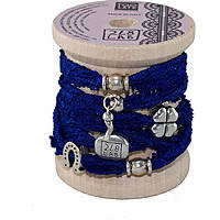 bracelet woman jewellery Too late Lycra S49596