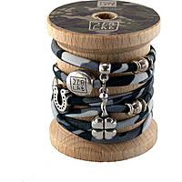 bracelet woman jewellery Too late Lycra S49688