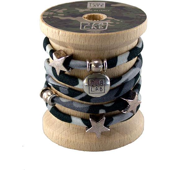 bracelet woman jewellery Too late Lycra S49725