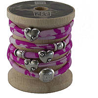 bracelet woman jewellery Too late Lycra S49749