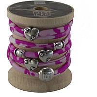 bracelet woman jewellery Too late Lycra S49749