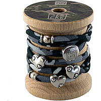 bracelet woman jewellery Too late Lycra S49763