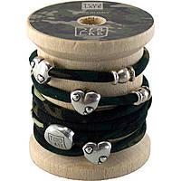 bracelet woman jewellery Too late Lycra S49770