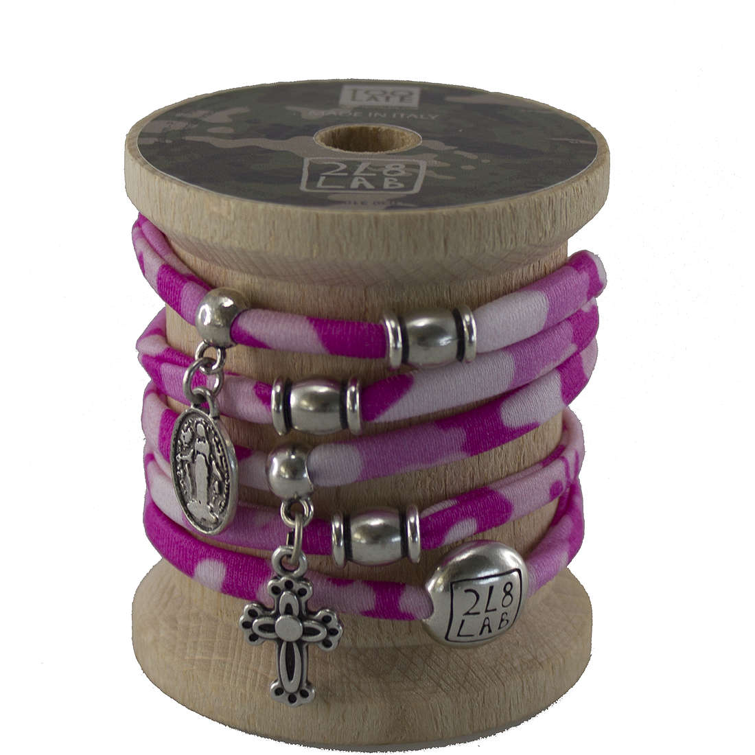 bracelet woman jewellery Too late Lycra S49787