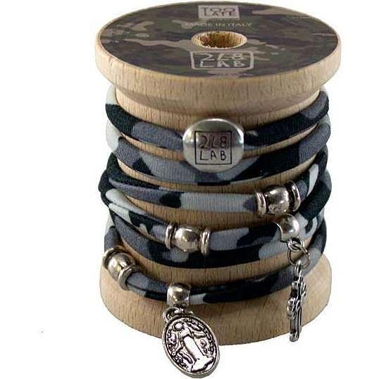 bracelet woman jewellery Too late Lycra S49800