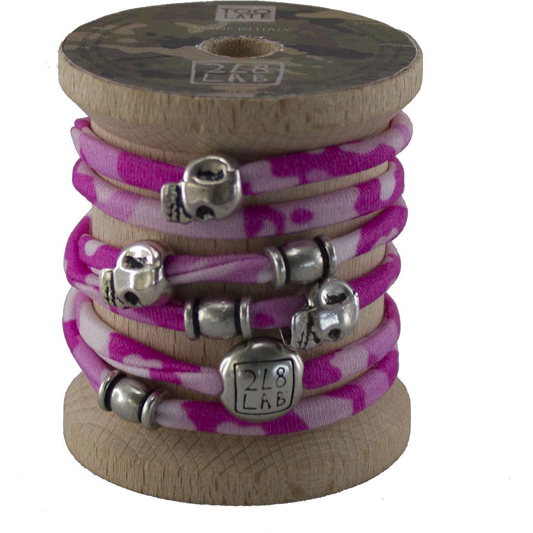 bracelet woman jewellery Too late Lycra S49824