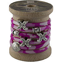 bracelet woman jewellery Too late Lycra S49862
