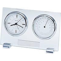 Bulova orologio da tavolo, piano per incisioni, BULB2880