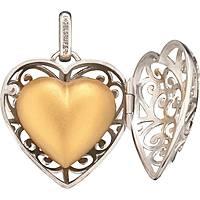 charm donna gioielli Engelsrufer ERP-09-HEART-ZI-L