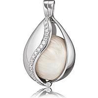 charm donna gioielli Engelsrufer ERP-20-TEAR-ZI-M