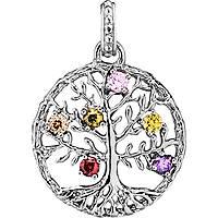 charm donna gioielli Julie Julsen Crystal Tree JJ7960.1