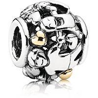 charm donna gioielli Pandora 791040
