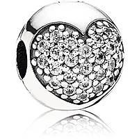 charm donna gioielli Pandora 791053cz