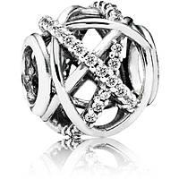 charm donna gioielli Pandora 791388cz