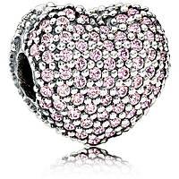charm donna gioielli Pandora 791427pcz