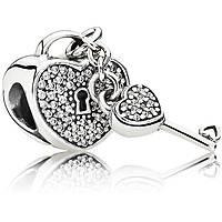 charm donna gioielli Pandora 791429cz