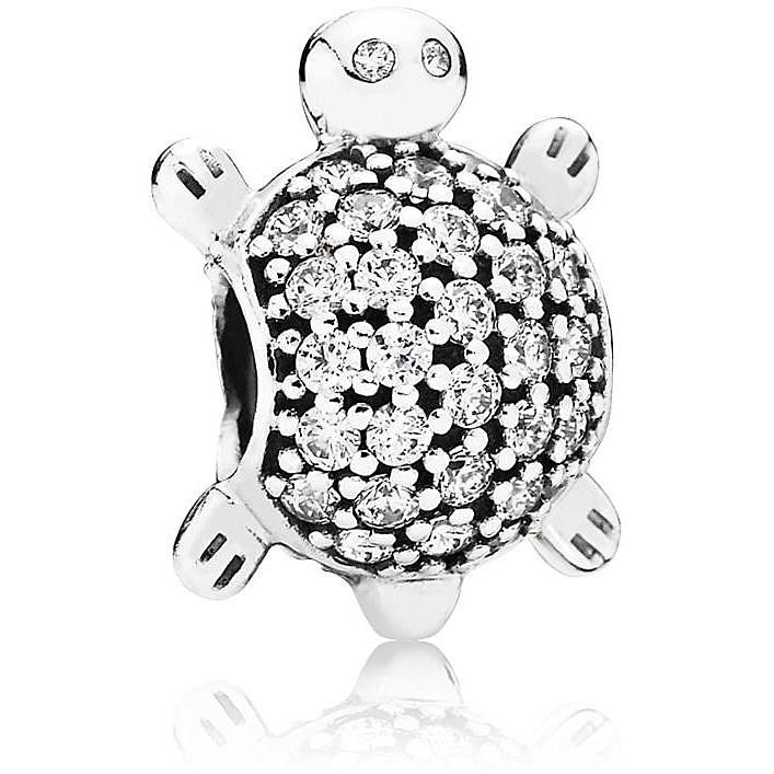 anello pandora tartaruga
