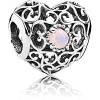 charm donna gioielli Pandora 791784nop