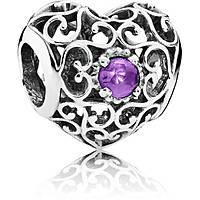 charm donna gioielli Pandora 791784sam