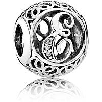 charm donna gioielli Pandora 791849cz