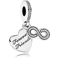 charm donna gioielli Pandora 791948cz