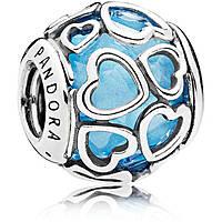 charm donna gioielli Pandora 792036nbs