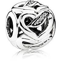 charm donna gioielli Pandora 792046cz