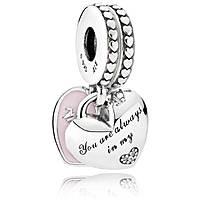 charm donna gioielli Pandora 792072en40