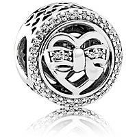 charm donna gioielli Pandora 792146cz